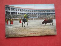 Bull Fight   Suerte De Vara >  Ref 3201 - Corrida