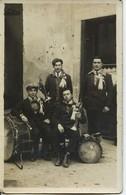 12172  - Savoie -  BOURDEAU  :  LES CONSCRITS  CLASSE 1926   Photo  Lançon Chambery - France