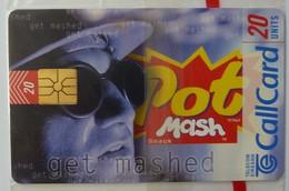 IRELAND - Callcard - 1201 - Pot Mash - 20 Units - Mint Blister - Irlanda