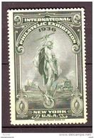 BE   ETATS UNIS   Exposition Philatélique De 1936  Neuf** - Vereinigte Staaten