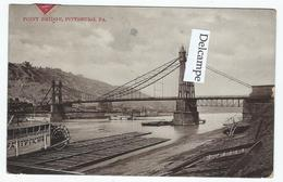 PITTSBURG (PA) - Point Bridge -  (texte En Esperanto ?) - Pittsburgh