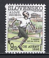 SLOVAKIA - 1996 ATLANTA OLYMPIC GAMES  O848 - Estate 1996: Atlanta