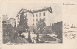Turquie Constantinople Deutsches Hopital Pera - Turkey