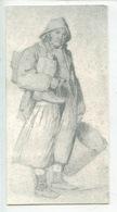 Louis Alexandre Dubourg Peintre 1821/1891 - Etude De Pêcheur (musée De La Marine) Honfleur (cp Double Vierge) - Honfleur