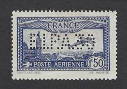 FRANCE 1930 AIR MAIL MARSEILLE EIPA 30 Nº 6c - Airmail
