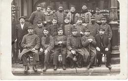 GROUPE DE SOLDATS DU 71 REGIMENT NON ECRIS - Regimente