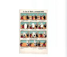 LE JEU DE BOULES PAR BENJAMIN RABIER (PUB BISCUIT GERMAIN) REF 59241A - Rabier, B.