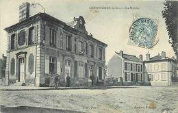 CRESPIERES - La Mairie. - Autres Communes