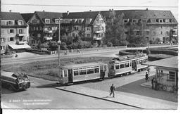 CPSM Zurich-Wollishofen Tram-Endstation Tram Train Tramway Bahn Z9367 - ZH Zurich