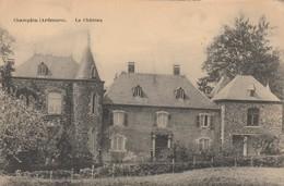 Champlon ,(Ardennes ) Tennville , Le Chateau - Tenneville