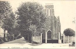 CARTERET L Eglise - Cartes Postales