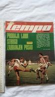 1979 TEMPO YUGOSLAVIA SERBIA SPORT FOOTBALL MAGAZINE NEWSPAPERS INTERNATIONAL SALES PLAYERS TRANSFERS PLANICA SKIING SKI - Deportes