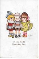 Illustrator - A.Bertiglia - Children, Enfants, Kinder, Bambini,  Romance, Romantik / 1921 - Bertiglia, A.