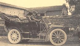 Automobile - Gabriel Sur Voiture Dietrich Munie D'antidérapants Samson - Cecodi N'199 - Voitures De Tourisme