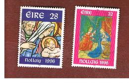 IRLANDA (IRELAND) - SG 1027.1029   - 1995 CHRISTMAS   - USED - 1949-... Repubblica D'Irlanda