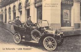 Automobile - La Voiturette Lion Peugeot - Cecodi N'1288 - Voitures De Tourisme