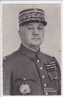 MILITARIA Général Georges - Characters