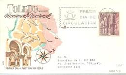 FDC 1965 TOLEDO - FDC