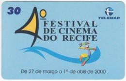 BRASIL H-260 Magnetic Telemar - Event, Festival, Cinema - Used - Brasilien