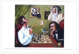 Jeu De Peinture Chess Club 2014 Filokartistov - Chess