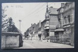 Cpa/pk Niel Dorpstraat 1913 - Niel