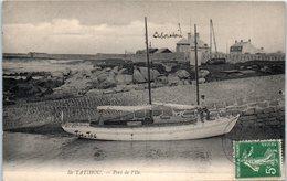50 - Ile TATIHOU --  Port De L'Ile - France
