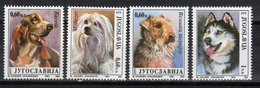 Yugoslavia,Fauna-Dogs 1994.,MNH - 1992-2003 République Fédérale De Yougoslavie