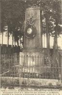 Bethoncourt Monument Eleve A La Memoire Des Mobiles De La Savoie Tombes A La Bataille D Hericourt Le 16 Janvier 1871 - France