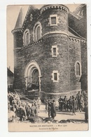 MAURE DE BRETAGNE - 7 MARS 1906 - INVENTAIRE DE L'EGLISE - 35 - France