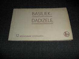 Dadizeele  Dadizele  Carnet Met 12 Postkaarten  12 Afscheurbare Zichtkaarten - Moorslede