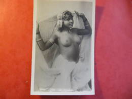 CPA - DANSEUSE - SCENES - TYPES -1209 - Editions Photo Africaines Alger - Algérie