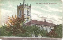 ST. JAMES CHURCH - ACCRINGTON - LANCS - Other