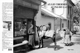 Andorre,Ariège.Pyrenées Orientales,Ax Les Thermes,Puymorens,Le Lanoux,Orgeix,Orlu,Mérens,L'Hospitalet,voir Description - Livres