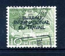 1950 SVIZZERA Servizio N.317 USATO - Servizio