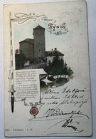 """""""TYNEO NAD SÁZAVOU 1905"""" Ak  (Benešov Picture Post Card Cp Ppc Brief Österreich Tschechien Czechoslovakia - Tschechische Republik"""