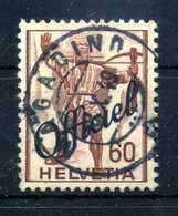 1942 SVIZZERA Servizio N.195 USATO - Servizio
