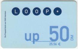 GERMANY Prepaid B-282 - Loop - Used - GSM, Cartes Prepayées & Recharges