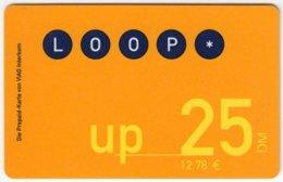 GERMANY Prepaid B-281 - Loop - Used - GSM, Cartes Prepayées & Recharges
