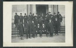 Gard. Saint Ambroix  Carte Photo Du Synode De 1913 - Saint-Ambroix