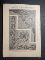 Livret DMC - Motifs Pour Broderies - Bibliothèque DMC - - Cross Stitch