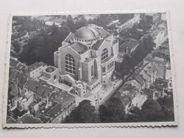 St. LAUREYSKERK Eglise St. Laurent VOGELVLUCHT ( Uitg. Studio Métropole ) Anno 19?? ( Zie Foto ) Gekleefd Geweest ! - Antwerpen