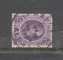 COB 198 Oblitération Centrale AALST - 1922-1927 Houyoux