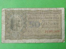 50 Centavos - Argentina