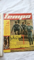 1979 TEMPO YUGOSLAVIA SERBIA SPORT FOOTBALL MAGAZINE NEWSPAPERS HOLCER RATKO SVILAR BASKETBALL CRVENA ZVEZDA RED STAR - Deportes