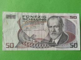50 Schilling 1986 - Austria