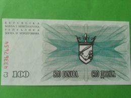 100 Dinara - Bosnie-Herzegovine