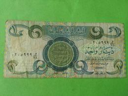 One Dinar - Iraq