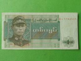 1  Kyat - Myanmar