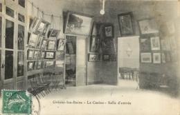 GREOUX LES BAINS  LE CASINO SALLE D'ENTREE - Gréoux-les-Bains