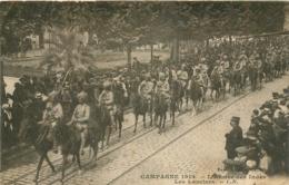CAMPAGNE 1914 LES ARMEES DES INDES LES  LANCIERS - Guerre 1914-18